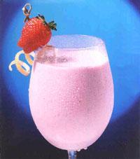 daiquiri de fresas