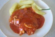 Imagen: Pollo al ketchup