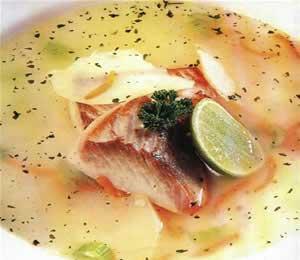 chilcano-de-pescado