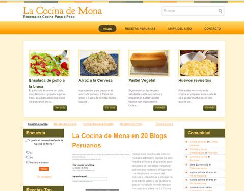 nuevo-diseño-de-la-cocina-de-mona - Recetas de cocina paso a ...
