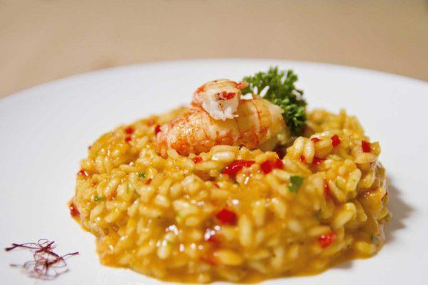 arroz meloso de mariscos