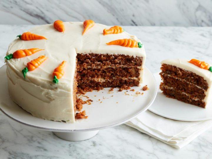 Carrot Cake - Tarta de zanahoria